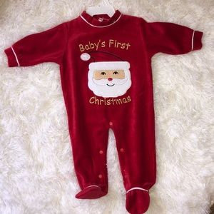 Other - 0-3 months Christmas pj